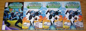 Captain Nauticus & Ocean Force #1-2 VF/NM complete set NATIONAL MARITIME CENTER