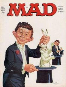 Mad #182, Fine+ (Stock photo)