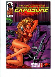Exposure #1 Another Universe Variant - Al Rio - sexy good girls - Avatar - (-NM)