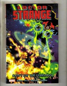 Doctor Strange Don't Pay The Ferryman Marvel Comics TPB Graphic Novel Book HR8