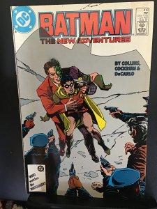Batman #410 (1987)  high-grade Two-Face cover! Jason Todd robin origin!  NM-