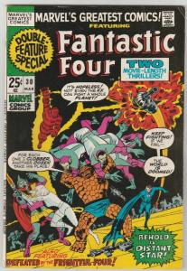 Marvel's Greatest Comics #30 (Mar-71) VF High-Grade Fantastic Four