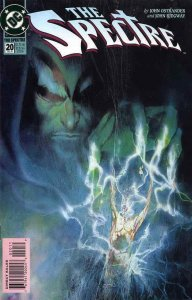 Spectre, The (3rd Series) #20 VF/NM; DC   save on shipping - details inside