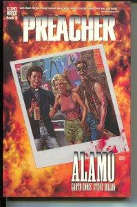 Preacher: Alamo-Garth Ennis-Vol 9-2001-PB-VG/FN