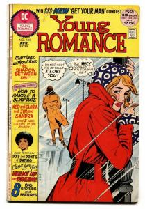 Young Romance #181 comic book DC-Giant issue-Page Peterson-Blind Date