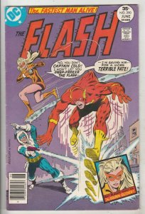 Flash, The #250 (Jun-77) FN/VF+ Mid-High-Grade Flash