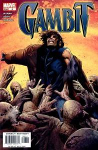 Gambit (2004 series) #8, NM + (Stock photo)