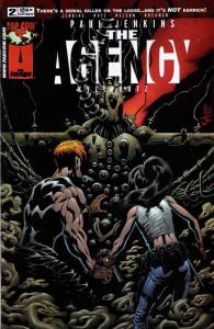 Agency, The #2 VF/NM; Image | save on shipping - details inside