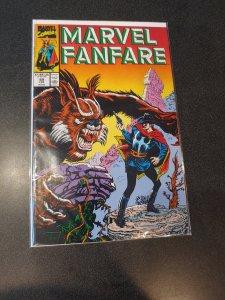 Marvel Fanfare #49 (1990)