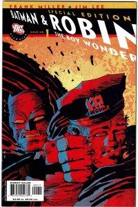 All-Star Batman & Robin #1 Special Edition - Frank Miller, Jim Lee - NM+