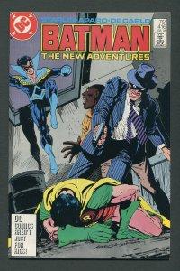 Batman #416 (2nd  Print)  / 9.4 NM  February 1988