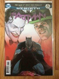 BATMAN #32, NM-, Joker, Riddler, DC, 2017, more in store
