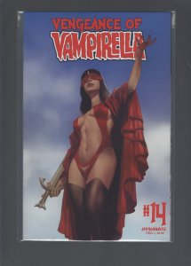 Vengeance Of Vampirella #14 cover b