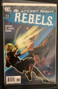 R.E.B.E.L.S. #11 (2010)