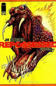 Repossessed #2 VF/NM; Image | save on shipping - details inside
