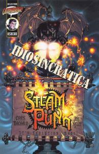 Steampunk Ashcan #1 VF/NM; WildStorm | save on shipping - details inside