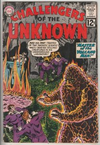 Challengers of the Unknown #27 (Sep-62) FN/VF+ Mid-High-Grade Challengers of ...