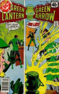 Green Lantern (1960 series) #116, Fine+ (Stock photo)