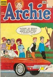 Archie Comics #143, VG+ (Stock photo)