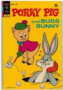 PORKY PIG (1965-1984 GK) 43 VF Aug. 1972 COMICS BOOK