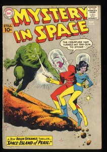 Mystery In Space #66 VG 4.0