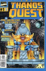 Thanos Quest, The Special #1 FN; Marvel | save on shipping - details inside