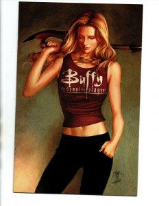 Buffy Vampire Slayer Season 8 #1 Virgin Variant - Boom - 2020 - (-NM)