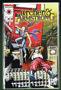 Archer & Armstrong #10 (1993)