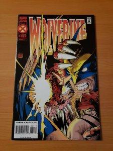 Wolverine #89 ~ NEAR MINT NM ~ (1995, Marvel Comics)