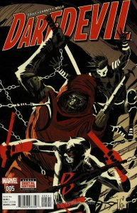 Daredevil (5th Series) #5 VG; Marvel | low grade comic - save on shipping - deta