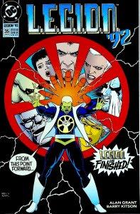 L.E.G.I.O.N. #35 (1992)
