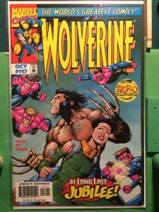 Wolverine #117 Operation Zero Tolerance