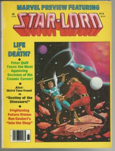 Marvel Preview STAR-LORD #18 - 1979 VG Vintage Magazine