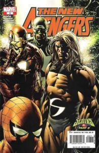 New Avengers (2005 series) #8, NM (Stock photo)