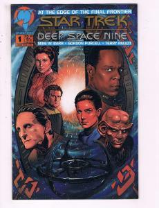Star Trek Deep Space Nine #1 VF Malibu Comics Comic Book DE12
