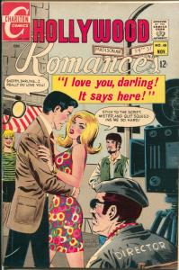Hollywood Romances #48 1964 Charlton-love in entertainment industry-FN