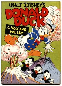 Four Color Comics #147 1947- Donald Duck in Volcano Valley - Carl Barks