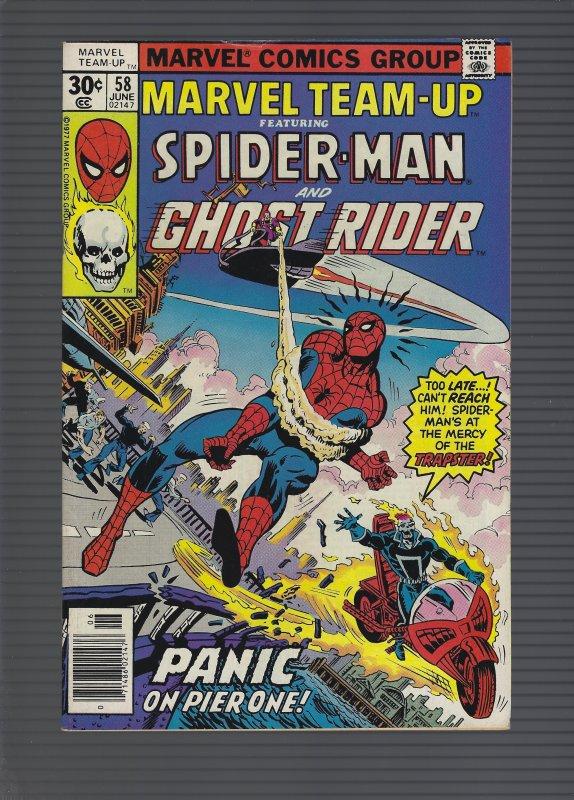 Marvel Team-Up #58 (1977)