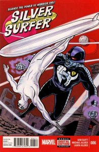 Silver Surfer (2014 series) #6, NM + (Stock photo)