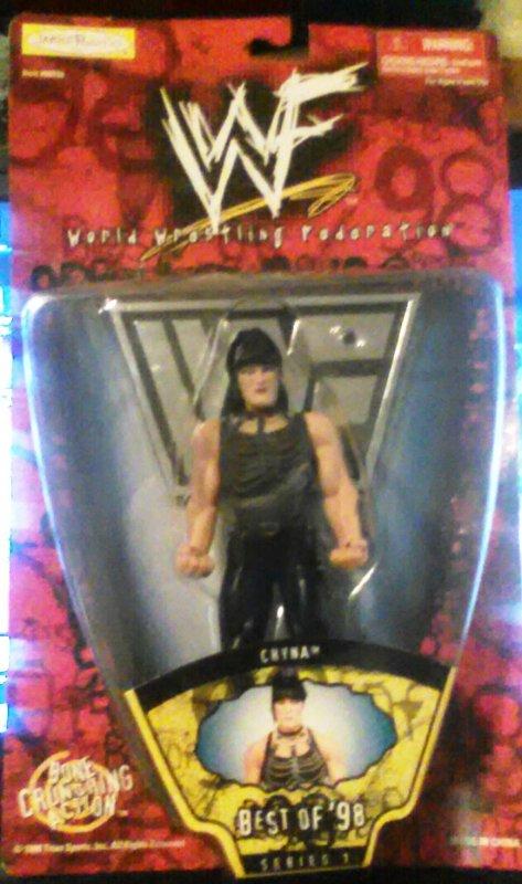 WWF Best of '98 Series 1 - Chyna Jakks Pacific Action Figure