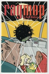 Ragmop #6 April 1996 Planet Lucy Press Rob Walton
