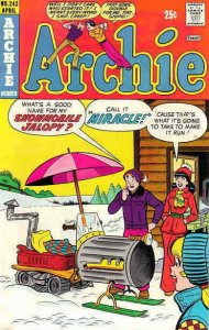 Archie #243 VG; Archie   low grade comic - save on shipping - details inside
