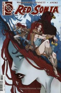 Red Sonja (Dynamite, Vol. 3) #3A VF/NM; Dynamite   save on shipping - details in