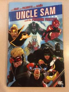 Uncle Sam And The Freedom Fighters TPB Palmiotti