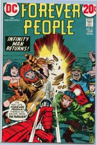 Forever People 11 Nov 1972 FI (6.0)