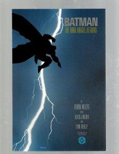 Batman The Dark Knight Returns Complete DC Comics # 1 3rd 2 3rd 3 1st 4 1st SB5
