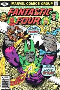 Fantastic Four (1961 series) #208, VF+ (Stock photo)