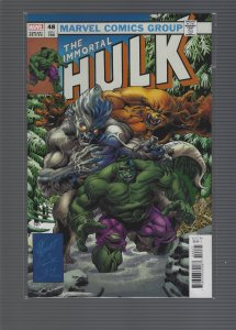 The Immortal Hulk #48 Variant