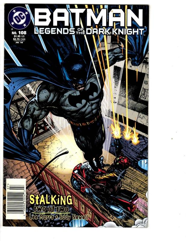 3 Batman Legends of the Dark Knight DC Comic Books # 108 Annual # 1 5 Robin WM2