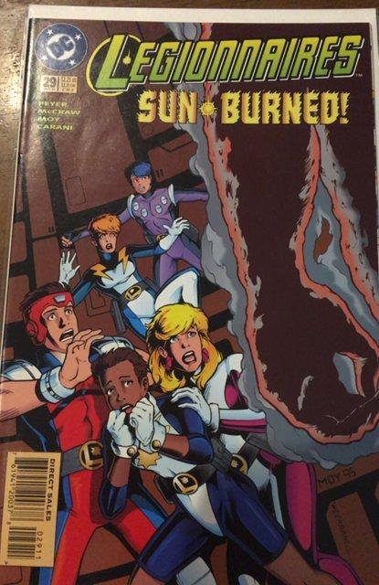 Legionnaires #29 (1995)